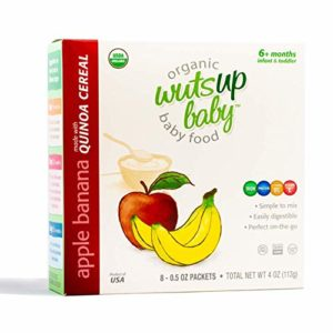Organic Quinoa Infant and Baby Cereal