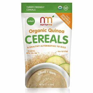 NurtureMe Organic Infant Cereals