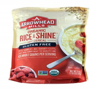 Arrowhead Mills Organic Gluten-Free Rice & Shine