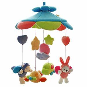 SHILOH Baby Crib Decoration